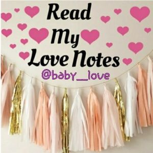 Other - 💕Love Notes💕